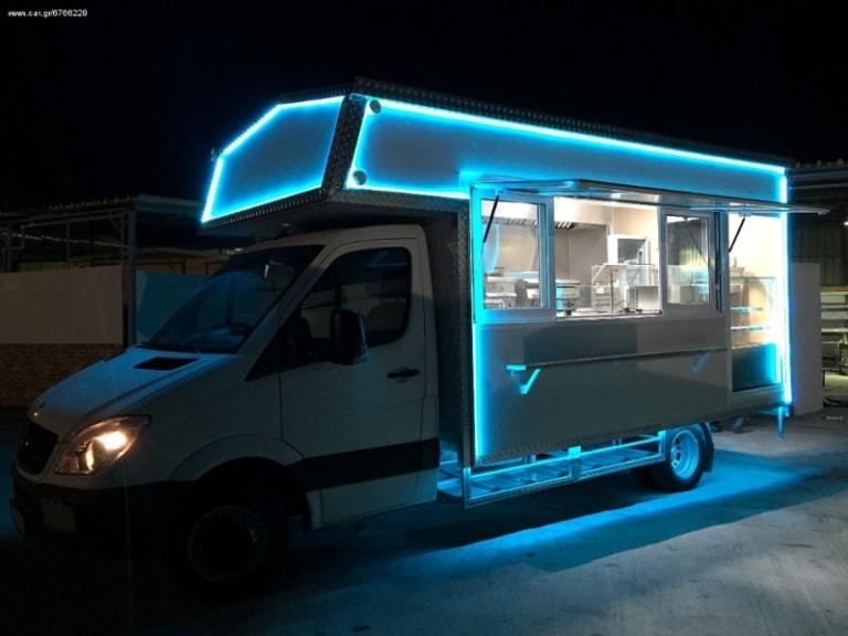 Mobile Canteen - CL-23