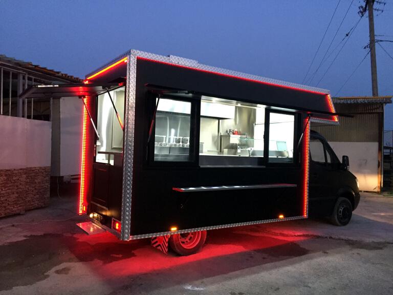 Mobile Canteen - CL-28
