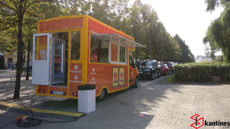 Mobile Canteen - CL-31