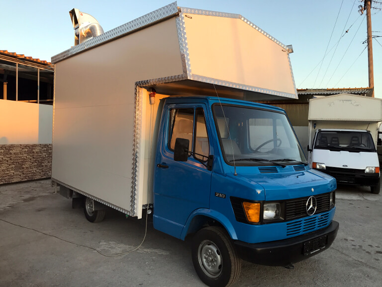 Mobile Canteen - CM-10