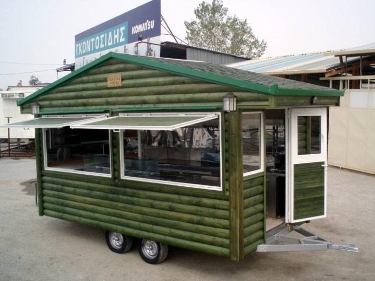 拖车餐厅 - TTL-03