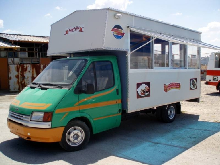 Mobile Canteen - CL-11