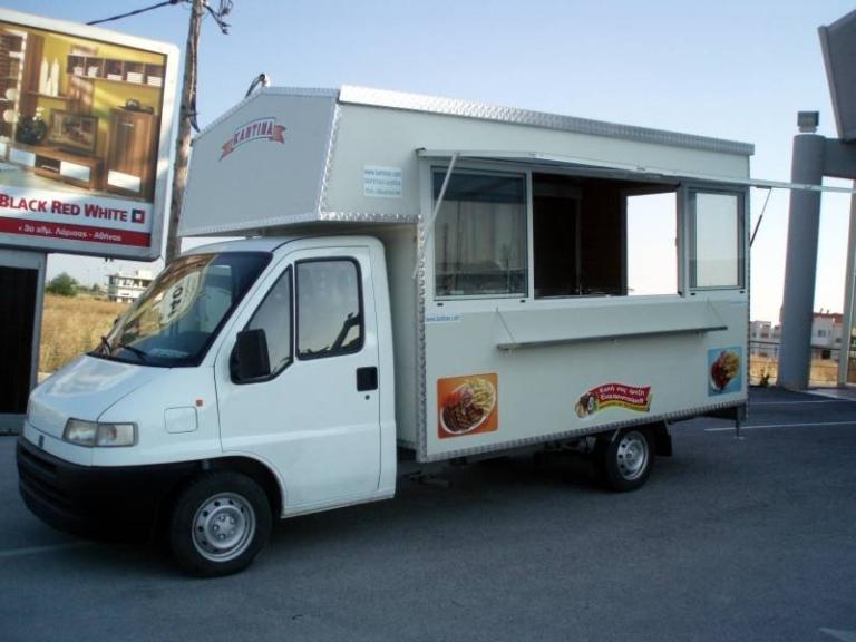 Mobile Canteen - CL-12