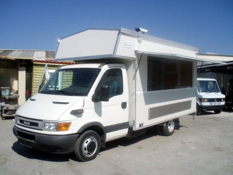 Mobile Canteen - CL-18
