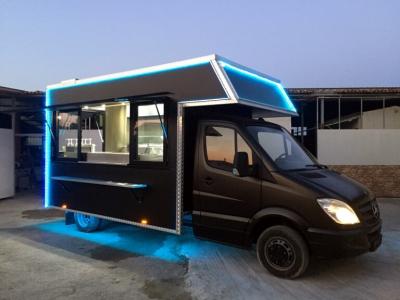 Camión ambulante food truck para venta ambulante - CL-28