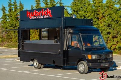 Camión ambulante food truck para venta ambulante - CL-34