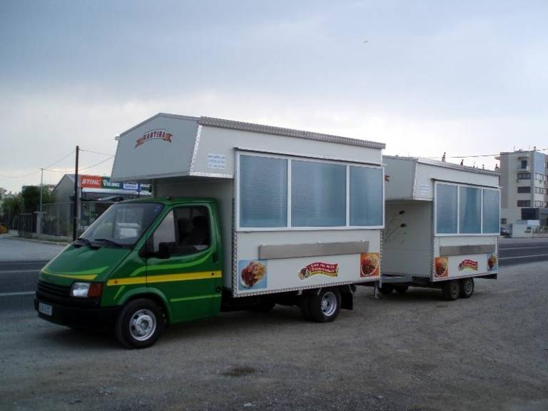 Mobile Canteen - CM-04