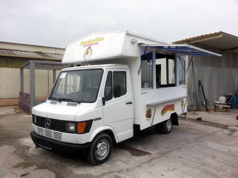 Mobile Canteen - CM-07