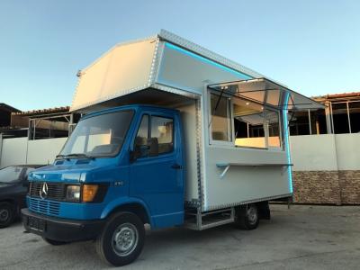 Camión ambulante food truck para venta ambulante - CM-10