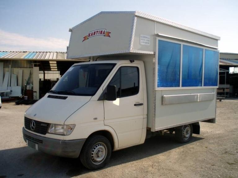 Mobile Canteen - CS-01