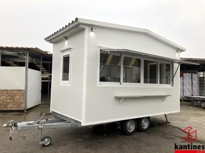 Trailer Canteen - TL-28