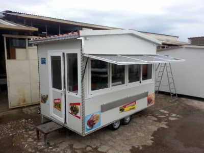 Trailer Canteen - TM-02