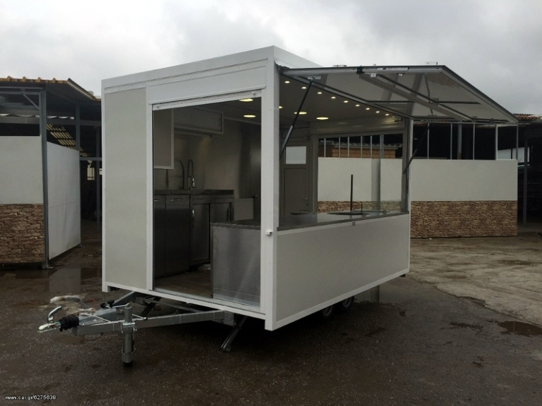 Trailer Canteen - TM-03