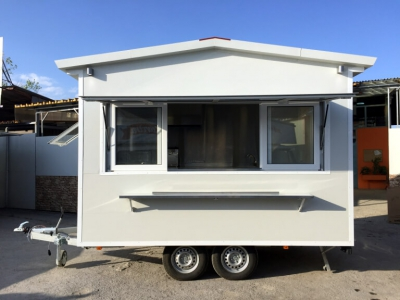 Trailer Canteen - TM-04