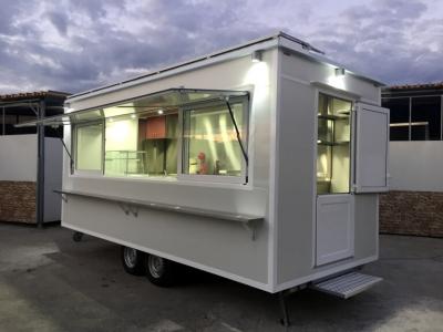 Trailer Canteen - TXL-03